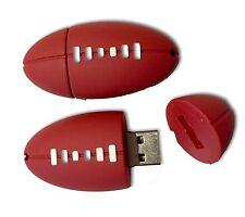 Novelty American Football Rugby Ball 16GB USB 2.0 Memory Stick Flash Drive