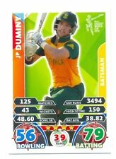 2015 Season Cricket Trading Cards