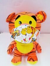 2 pack Washable Face Cover Mask man Made Custom Winnie Pooh tigger bear piglet