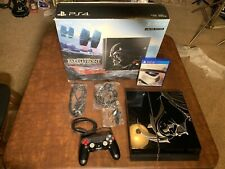 DARTH VADER PS4 with All Accessories And Original Packaging.