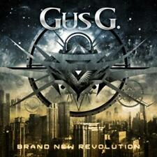 Gus G. - Brand New Revolution    - CD NEUWARE