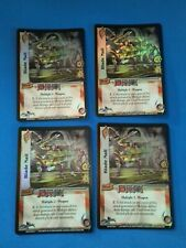 UFS Foil Cards x4 - Soul Calibur - playset of Blade Nail