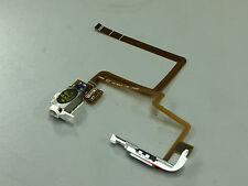iPod Video 5th 5.5 Gen 30GB Audio Headphone Jack & Hold Switch Assembly White