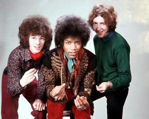 Jimi Hendrix, Noel Redding & Mitch Mitchell -M8429- The Jimi Hendrix Experience