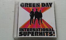 GREEN DAY INTERNATIONAL SUPERHITS CD INC BASKET CASE & LONGVIEW ETC