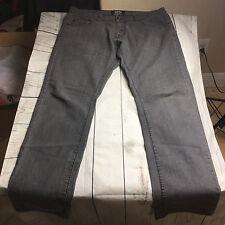 "Men's Ecko Unltd Jeans Size 40"" Waist X 33 1/2"" Black Denim Jeans"