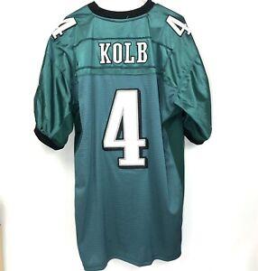 Reebok NFL On Field Jersey Kevin Kolb Sewn Men's 52 Philadelphia Eagles* NWT