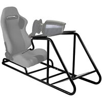 Racing Simulator Steering Wheel Stand Logitech Cockpit without Gaming Chair
