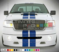 Decal sticker kit for Ford F 150 Raptor fender body panel step carbon side wings