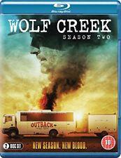 Wolf Creek: Season Two [Blu-ray] [DVD][Region 2]