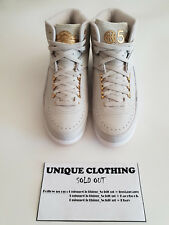 AIR JORDAN 2 RETRO Q54 COLOR BEIGE 10US/44EU