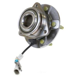 Wheel Bearing and Hub Assembly-4-Wheel ABS Front,Rear FAG 102034