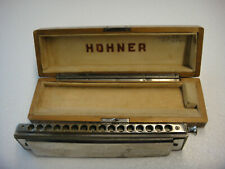 Hohner Profofessonial The 64Chromonica with Case