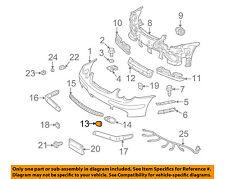 MERCEDES OEM 02-04 C230 Front Bumper-Cover Cap Right 20388006059189