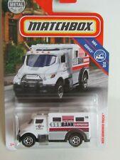 Matchbox 1:64 Mbx Armored Truck