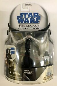 Star Wars: The Legacy Collection BD 08: 'Darth Vader' Action Figure - New.
