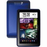"""Visual Land ME-7Q-16GB-F-RYL FamTab 7"""" Tablet 16GB Quad Core"""