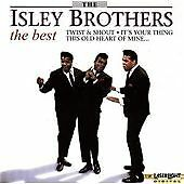 The Best, Isley Brothers, The, Very Good CD