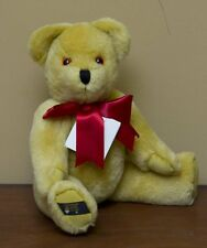 """Canterbury Fully Jointed MOHAIR BEAR """"Gregory"""", 14.5 inches"""