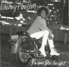 Whitney Houston - I'm Your Baby Tonight 1990 CD album