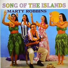 Marty Robbins - Song of the Islands [New CD]