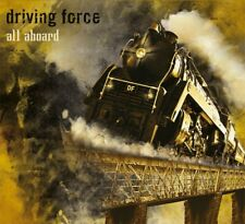 DRIVING FORCE - All Aboard HARD ROCK / METAL