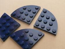 set 8018 /& 7078 LEGO STAR WARS NavyBlue brick round corner ref 48092