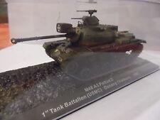 1/72ième - M48 A3 Patton 2 1st Tank Battalion (USMC) Danang (Vietnam) - 1968