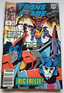 Transformers #76 (Marvel 1984 Series) - Australian Cover - Low Print Run
