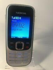Nokia Classic 2330 - Silver (Unlocked) Mobile Phone 2330c