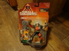 "1998 HASBRO--SMALL SOLDIERS MOVIE--6.5"" BATTLE DAMAGE CHIP HAZARD FIGURE (NEW)"