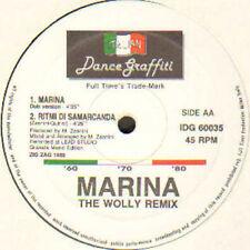 ROCCO GRANATA - Marina Wolly Rmx / Ritmi Di Samarcanda