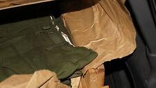 KOREAN WAR 1951 WOOL FIELD PANTS TROUSERS SERGE OLIVE Size Regular x small NOS