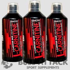3000ml =3L L-Carnitin Liquid 110.000mg Stärkstes Carnitine Diät Fettverbrennung