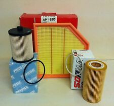 FOR VOLVO XC90 2.4 D5 163bhp 08/05-> DIESEL SERVICE KIT OIL AIR FUEL FILTER