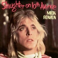 MICK RONSON - SLAUGHTER ON 10TH AVENUE [SNAPPER CLASSICS] NEW CD