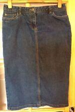 Boden Calf Length Cotton Regular Skirts for Women