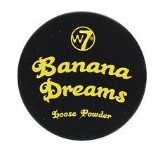 W7 Produits Cosmétiques Banane Dreams Teint Poudre Libre 20g - Tout Neuf