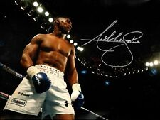 Anthony Joshua A4 260gsm  Photo Picture