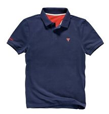 Genuine triumph homme bleu marine polo taille x-large