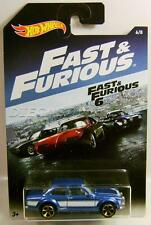 1970 '70 ESCORT RS1600 FAST & AND FURIOUS MOVIE CAR 6/8 HOT WHEELS DIECAST 2017