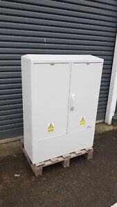 GRP Electric Enclosure, Kiosk, Cabinet, Meter Box, Housing (W800, H1064, D320)mm
