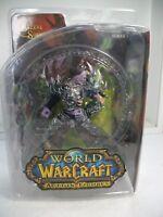 "World of Warcraft SKEEVE SORROWBLADE Series 3 7"" Action Figure MIB"
