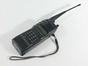 Kenwood TH-78A FM Dual-Band 2/440 Ham Radio Transceiver (untested, free returns)