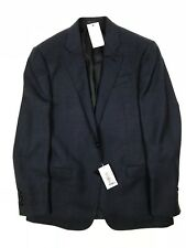 Armani Collezioni - Navy Mini Check blazer- 48/UK38 - *NEW WITH TAGS* RRP £500