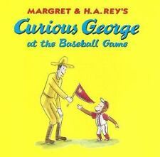 Curious George at the Baseball Game: By Rey, H. A.