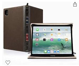 Twelve South BookBook Vol 2 12.9-inch iPad Pro Gen 3 & 4 Hardback Leather Case
