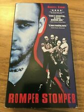 Romper Stomper (VHS, 1992) Russell Crowe, Daniel Pollock, Jacqueline McKenzie