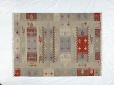 "5'6"" x 8'Turkish Kilim ,"