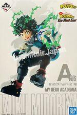 My Hero Academia Figure Izuku Midoriya DEKU Ichiban Kuji A Go And Go BANDI